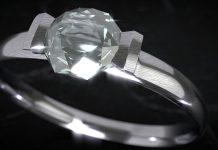 סימטריות של יהלום